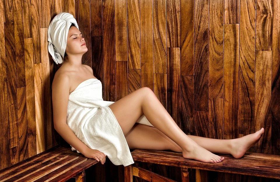 Giây phút thư giãn bên bồn tắm