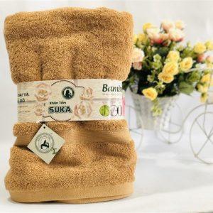 Khăn tắm Suka sợi Cotton cao cấp