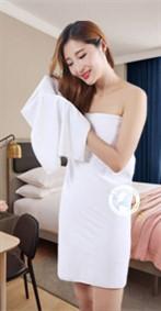 Bộ khăn tắm coton 140cmx70cm