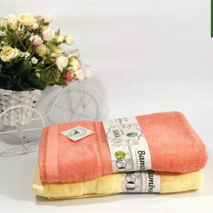 Bộ 2 khăn tắm kích thước 50x100cm