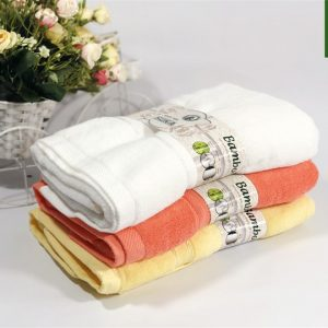Bộ 3 khăn tắm cao cấp - Khăn tắm to