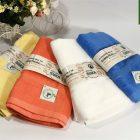 Bộ 4 khăn tắm cao cấp - Khăn tắm cỡ nhỏ