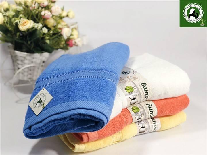 Bộ 4 khăn tắm cao cấp - Khăn tắm cỡ trung