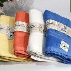 Bộ 4 khăn bông cao cấp - Khăn tắm cỡ lớn