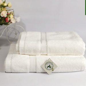 Bộ khăn tắm to sợi cotton
