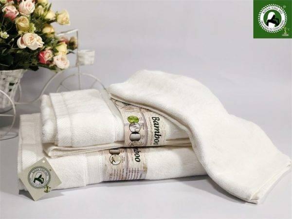 Bộ khăn bông cao cấp cho gia đình