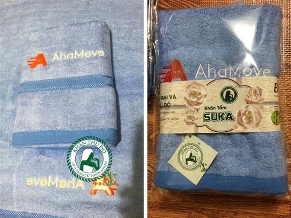 Xưởng sản xuất khăn quà tặng Thủ Đô