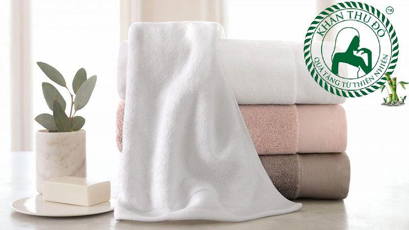 Kích thước khăn tắm đúng tiêu chuẩn là yếu tố vô cùng quan trọng