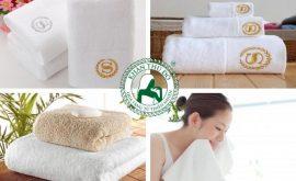 Các sản phẩm khăn khách sạn chất lượng và đa dạng về chủng loại