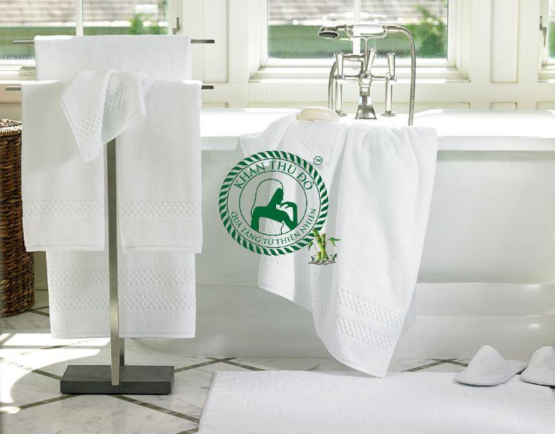 Khách sạn cần lựa trên nhiều tiêu chí khác để có được loại khăn tắm phù hợp nhất
