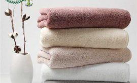 Khăn bông tắm đang được sử dụng phổ biến ở nhiều khách sạn trên toàn quốc