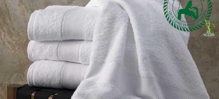 Xưởng khăn Thủ Đô sản xuất khăn khách sạn cao cấp, kích thước theo yêu cầu