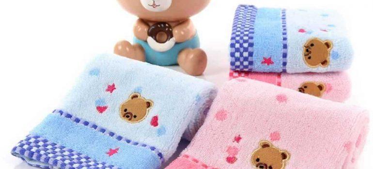 Xưởng khăn Thủ Đô cung cấp các loại khăn mầm non an toàn với sức khỏe