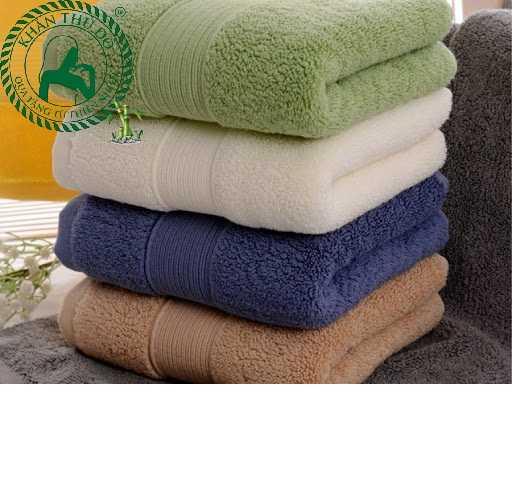 Khăn tắm cotton sẽ có độ bền cao nếu bạn biết cách bảo quả