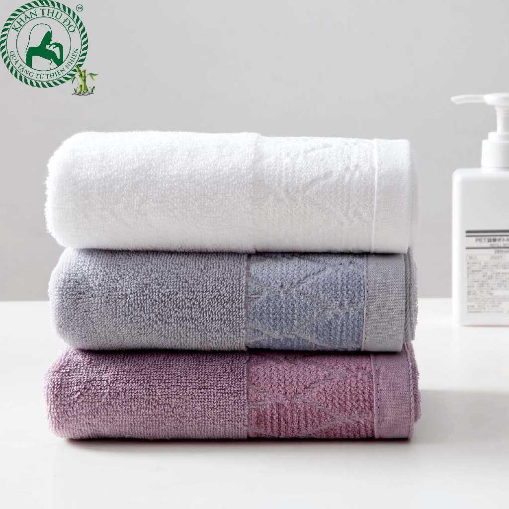 Bảo quản và sử dụng khăn đúng cách rất tốt cho chất lượng của khăn