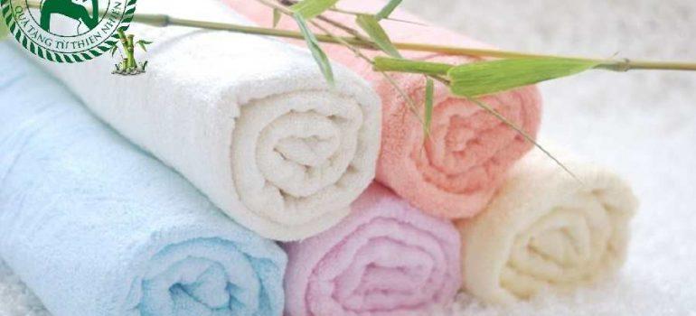 Khăn tắm cỡ lớn do xưởng Thủ Đô sản xuất mang lại rất nhiều lợi ích