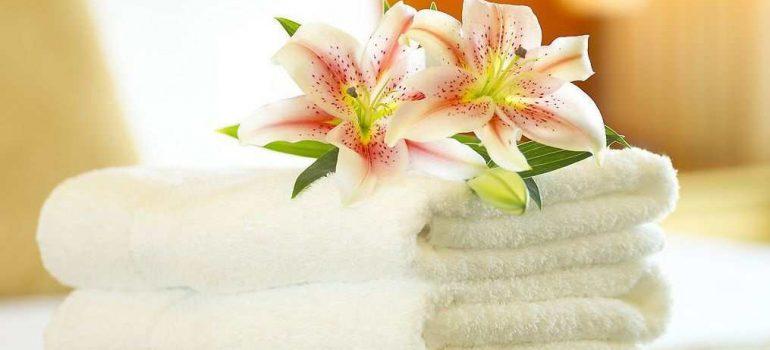 Xưởng khăn Thủ Đô chuyên sản xuất khăn thêu logo theo yêu cầu với giá sỉ