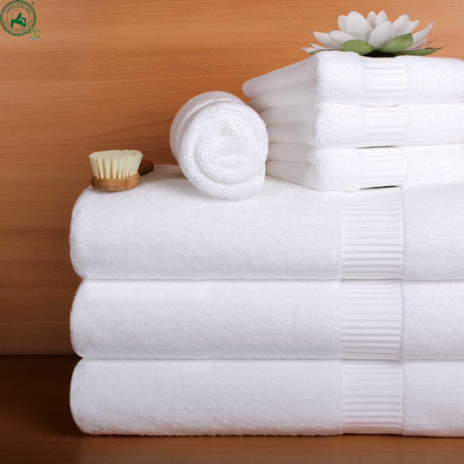 Xưởng khăn Thủ Đô là đơn vị cung cấp khăn khách sạn uy tín nhất hiện nay