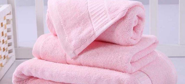 Đơn vị uy tín sản xuất khăn mặt, khăn tắm bằng chất liệu cao cấp
