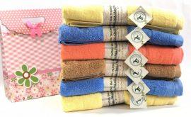 Địa chỉ bán khăn thêu logo