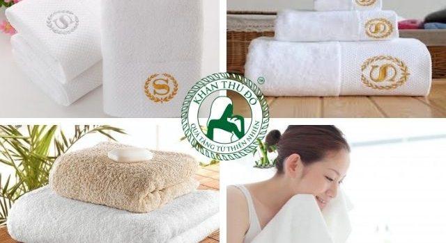 Khăn tắm khách sạn giá rẻ